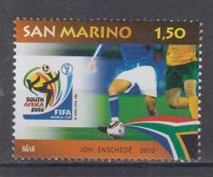 SAN MARINO 2010 FOOTBALL WORLD - Fußball-Weltmeisterschaft