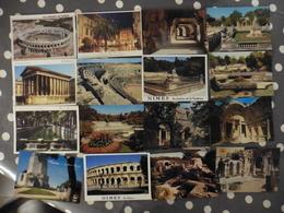 LOT  DE 66   CARTES POSTALES   NEUVES     DE   NIMES - Nîmes