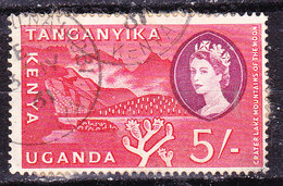 Kenya,Ouganda,Tanganjika 1960 -5 '   Usato - Kenya, Uganda & Tanganyika