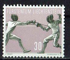Liechtenstein 1958 // Mi. 366 ** - Nuevos