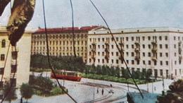 Russia. VOLGOGRAD (Stalingrad). Mill Ruins (w Tram) 1960s Tramway - Tramways