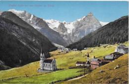 AK 0081  Trafoi Am Ortler - Verlag Amonn Um 1920 - Bolzano