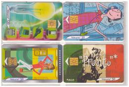 13 Télécartes France De 2001. - Frankrijk