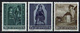 Liechtenstein 1958 // Mi. 374/376 ** (030..871) - Liechtenstein
