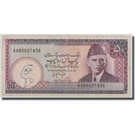 Billet, Pakistan, 50 Rupees, KM:40, B+ - Pakistan