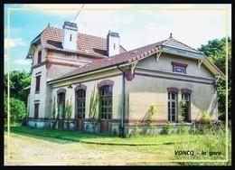 08  VONCQ ....  La  Gare - Other Municipalities