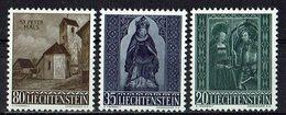 Liechtenstein 1958 // Mi. 374/376 ** (030..876) - Liechtenstein