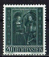 Liechtenstein 1958 // Mi. 374 ** (030..879) - Liechtenstein