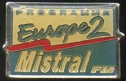 EUROPE 2 - MISTRAL - Medias