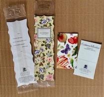 CC Carte 'CRABTREE & EVELYN' ASSORTIMENT Perfume Card - Cartes Parfumées