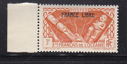 OCEANIE 146 FRANCE LIBRE LUXE NEUF SANS CHARNIERE - Neufs