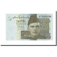 Billet, Pakistan, 5 Rupees, KM:53b, NEUF - Pakistan