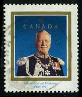 Canada (Scott No.1447 - Daniel Roland Michener) (o) - 1952-.... Règne D'Elizabeth II