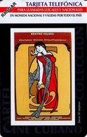 TARJETA TELEFONICA DE CUBA. CINE, Beatriz Valdes. 07.2003 -  CU-UR-042 (102) - Cinéma