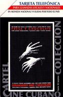 TARJETA TELEFONICA DE CUBA. CINE, Fresa Y Chocolate. 07.2003 -  CU-UR-043 (104) - Cine