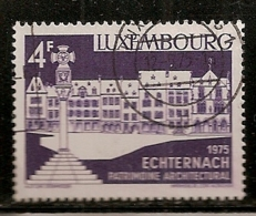LUXEMBOURG     N°   851   OBLITERE - Luxembourg