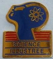 SCIENCE  ILLUSTREE - Medias
