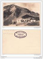 3877 AK/PC/CARTE PHOTO/N°603/TEGERNSEE/WAL BERGHAUS/INH.ANTON KRATZER/CACHET DE L HOTEL/TTB - Tegernsee
