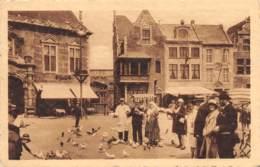 ANTWERPEN - Wereld Tentoonstelling 1930 - Oud België - De Duiven - Antwerpen