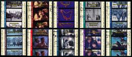 Canada (Scott No.1615a-e - Cinéma Au Canada / Film) [o] Série / Set - 1952-.... Règne D'Elizabeth II