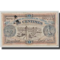 France, Cahors, 50 Centimes, 1919, TB+, Pirot:35-23 - Chamber Of Commerce