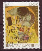 FRANCE - 2002 - YT N° 3461  - Oblitéré  - Série Artistique - Used Stamps