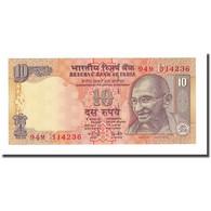 Billet, Inde, 10 Rupees, KM:89c, NEUF - Inde
