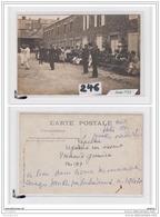 3559 AK/PC/CARTE PHOTO/246/LEPELTIER REGARDANT UN ASSAUT - Cartoline