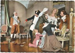 V2885 Musèe Grevin - La Familee Royale, Au Temple, Append Le Massacre De La Princesse De Lamballe / Non Viaggiata - Musei