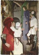 V2886 Musèe Grevin - Jeanne D'Arc Conduite Au Bucher / Non Viaggiata - Musei