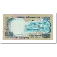 Billet, South Viet Nam, 1000 D<ox>ng, KM:34a, NEUF - Vietnam