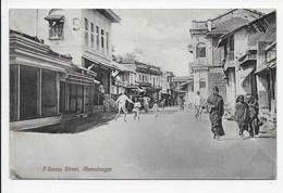 Ahmednager - D'Souza Street - India