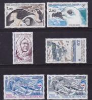 T.A.A.F Année 1985 N° 109 à 114 Neufs - Voir Verso - - Terres Australes Et Antarctiques Françaises (TAAF)