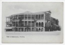 Poona - The Gymkhana - India