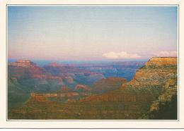V2895 Usa - Arizona - Il Grand Canyon - Cartolina Con Legenda Descrittiva / Non Viaggiata - America