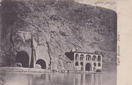 TAGHE BOUSTAN, PERSE. SEYED ABDOR RAHIME KANACHI. CIRCA 1910s. NON CIRCULEE- BLEUP - Iran
