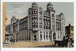 Calcutta - Chartered Bank - India