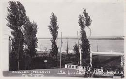 BOULEVARD(PEHLEVI) FOTO TARVINI. PANORAMA. CIRCA 1935s. NON CIRCULEE. RARE- BLEUP - Iran