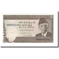 Billet, Pakistan, 5 Rupees, KM:28, NEUF - Pakistan