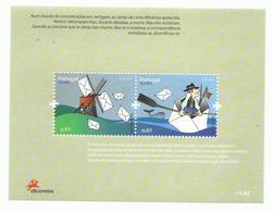 Portugal 2008 - Europa CEPT Açores - Letters S/S MNH - Nuevos