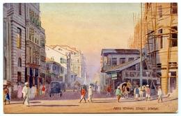 INDIA : BOMBAY - ABDUL REHIMAN STREET (TUCK'S OILETTE) - India