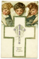 EASTER PEACE BE YOURS : THREE ANGELS - Pâques