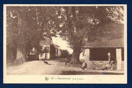 Harnoncourt ( Rouvroy). Paysanne à La Fontaine. - Rouvroy