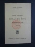 CAMBODGE Phnom-Penh Cérémonies Traditionnelles Du RETRAIT DES EAUX  SALUTATIONS A LA LUNE AUTOGRAPHE  AMBLEME 1929 - Programmes