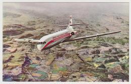 [846] IBERIA. Caravelle VI-R (1963).Postal Oficial / Official Postcard..- Non écrite. Unwrited. No Escrita. Non Scritta. - 1946-....: Era Moderna
