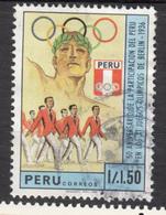 Pérou, Peru, Jeux Olympiques De Berlin Olympic Games - Summer 1936: Berlin