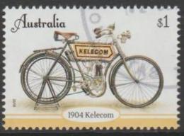 AUSTRALIA-USED 2018 $1.00 Vintage Motor Cycles - 1904 Kelecom - Usati