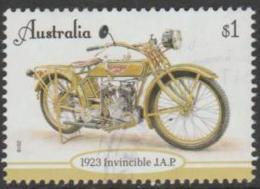 AUSTRALIA-USED 2018 $1.00 Vintage Motor Cycles - 1923 Invincible J.A.P. - Usati