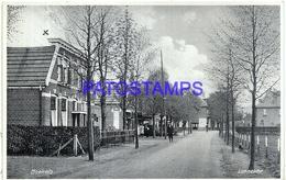 103403 NETHERLANDS BOEKELO HOLLAND LONNEKER VIEW STREET POSTAL POSTCARD - Netherlands
