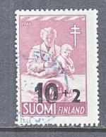 FINLAND  B 81   (o)   NURSE & CHILD - Finland